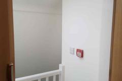 Fire alarm installation Cowcross Street, London
