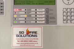Fire Precaution Sunbury-on-Thames
