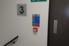 Fire alarm installation Central London
