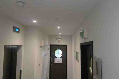 Fire alarm installation Central London