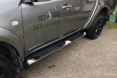 sd fire solutions van