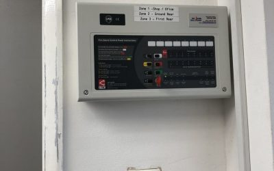 Fire Alarm and Emergency Lights Installation in Huntingdon