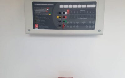 Fire Alarm Installation Waterloo (QVS Electrical Wholesalers)
