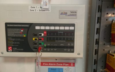 Installation of New Fire Alarm and Emergency Lights