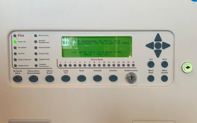 Fully Wireless Fire Alarm System in Cheam, Sutton